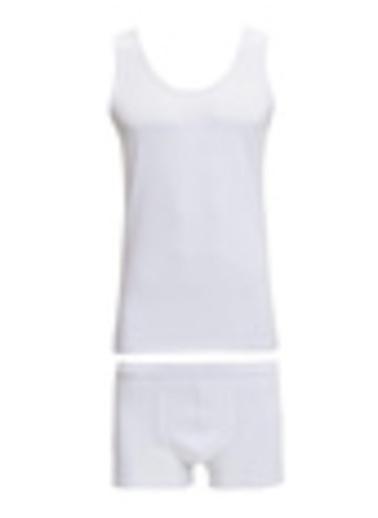 Dagi Atlet+Boxer Çeyiz Beyaz